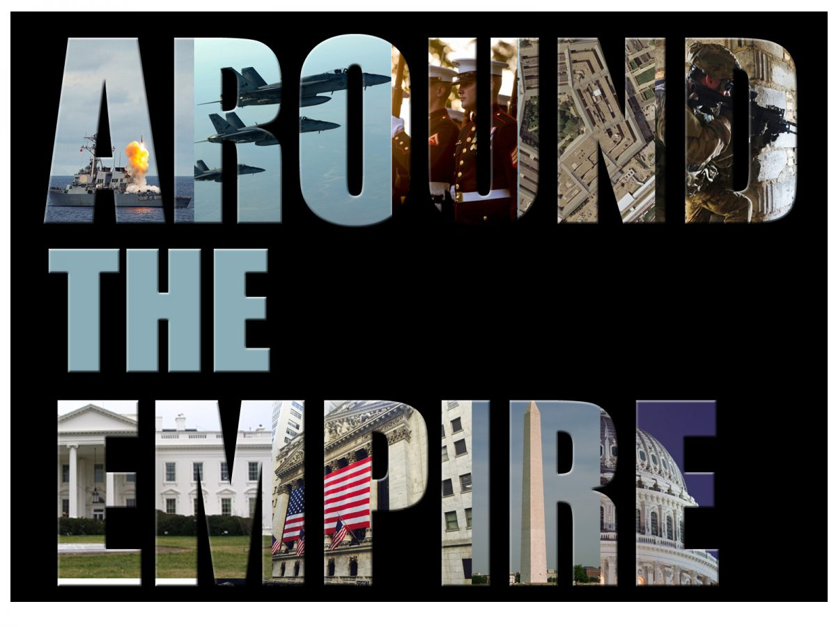 Introducing Around the Empire Podcast – Episode 1