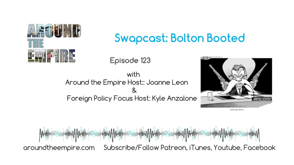Ep 123 Swapcast Bolton Booted